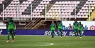 Akhisardan Bursaspora son 3 maçta 12 gol