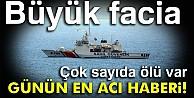 Ayvacık'ta göçmen faciası: 16 ölü