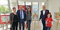 BALGÖÇ uluslararası resim yarışması ödülleri sahiplerini buldu