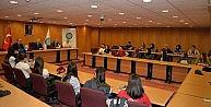 Batı Trakyalı öğrencilerden Uludağ Üniversitesine ziyaret