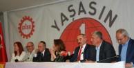 Bursa'da 1 Mayıs eski statta kutlanacak