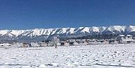 Bursa'da baharda kar esareti
