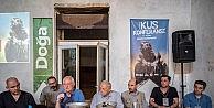 """Leylek köyü Eskikarağaç'ta """"kuş konferansı"""""""