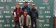 UÜ Üniversitesi Atlı Dayanıklılık Ekibinden bir şampiyonluk kupası daha