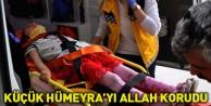 Atatürk büstünün üzerinden düşen öğrenci yaralandı