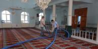 Gürsu'da camiler ramazana hazırlanıyor