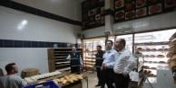 Gürsu'da ramazan öncesi fırın denetimleri