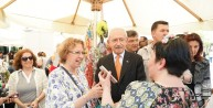 Kılıçdaroğlu, Bursa'da kermes ziyaret etti