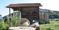 350 yıllık değirmeni restore etti şimdi ilçenin en doğal ekmeğini üretiyor