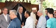 Başkan Altepe Bursalıların bayramını kutladı