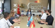 Nilüfer ile Hanau arasındaki ilişkiler yeni projelerle güçlenecek
