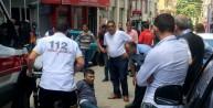 (Özel Haber) Bursa'da sokak ortasında dehşet kamerada...