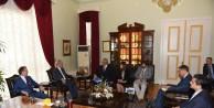 Ukraynadan Bursaya işbirliği çağrısı
