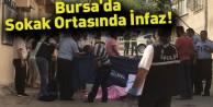 Çocukluk arkadaşına sokak ortasında infaz