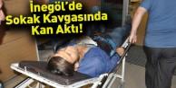 İnegöl#039;de Bıçaklı Sopalı Kavga: 3 Yaralı