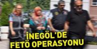 İnegöl#039;de Fetö Operasyonu!