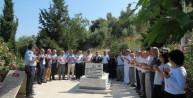 Mudanya'da şehitlik ziyareti