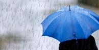 Yağmur aniden bastırdı ,yakalananlar zor anlar yaşadı