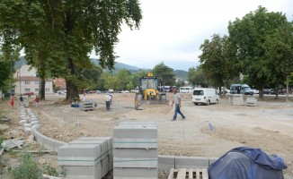 Cerrah'a Modern Meydan Parkı
