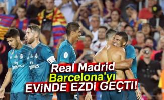 El Clasico'da gülen taraf Real Madrid