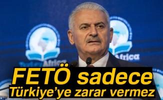 'FETÖ sadece Türkiye'ye zarar vermez'