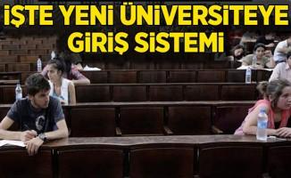 YÖK Başkanı üniversiteye geçiş sistemini açıkladı
