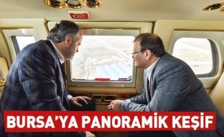 Bursa'ya panoramik keşif