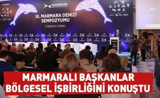 Marmaralı başkanlar bölgesel işbirliğini konuştu
