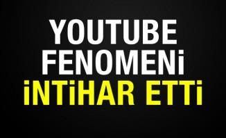 Ünlü youtuber intihar etti! Recep ivedikte de oynamıştı!