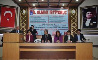 """CHP Genel Başkan Yardımcısı Karabıyık: """"İnegöl il olmayı hak ediyor"""""""