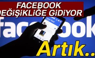 Facebook'ta haber ve reklama engelleme geliyor