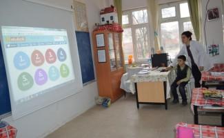 Terziler İlkokulu'nda teknolojik eğitim