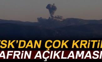 TSK: 'PKK ve DEAŞ, vurulan teröristleri sivilmiş gibi göstermeye çalışıyor'