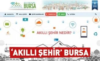 'Akıllı şehir' Bursa