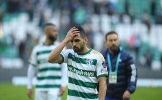 Bursaspor'un 78 günlük galibiyet hasreti