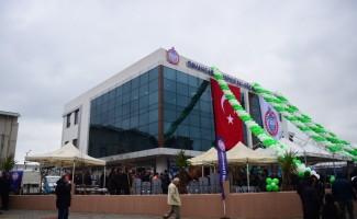 Çavuşoğlu Bal-Göç'ün yeni binasını açtı