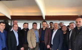 Faruk Çelik AK Parti teşkilatlarını birlik olmaya çağırdı