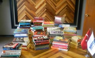Hastalar için kütüphane