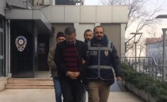 İnşaattan 50 bin liralık malzeme çalan 2 kişi tutuklandı