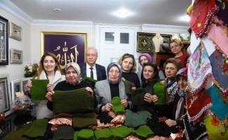 Kadın esnaflardan Mehmetçiğe destek