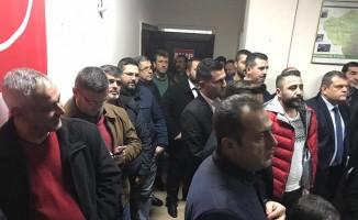 MHP M. Kemalpaşa teşkilatından üye hamlesi