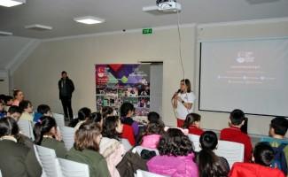 """Mudanyalı öğrencilere """"olimpik"""" eğitim"""