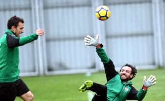 Vartolu, Bursaspor antrenmanında şov yaptı