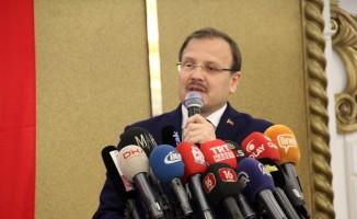 """Başbakan Yardımcısı Çavuşoğlu: """"Bu bölgeyi teröristlerden mutlaka temizleyeceğiz"""""""