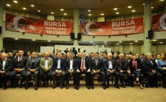 Burkay projelerini anlattı
