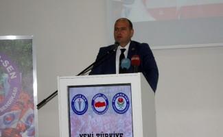 Bursa'da  'Yeni Türkiye ve Üniversitelerin Vizyonu' programı