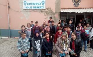 Büyükorhan'da 'Kariyer Günleri'