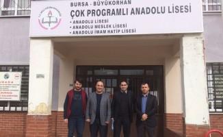 Okullarda devamsızlığı çözecek proje Bursa'dan