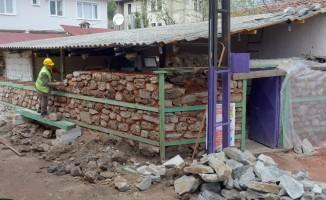 Osmangazi Belediyesi eski Bursa'yı gün yüzüne çıkarıyor