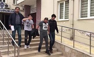Bursa'da adliyeye sevk edilen 5 kişiden 4'ü tutuklandı